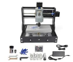 CNC Pro 1610 Router, Mini 3-Axis, Engraver Carving Machine for PVC Milling Wood