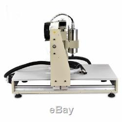 CNC Router 3 Axis USB 6040 Engraving Mill Engraver Machine Metal Wood Cut 1.5KW