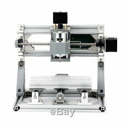 CNC Wood Router 1610 Mini Milling Carving Engraving Machine GRBL Control 3 Axis
