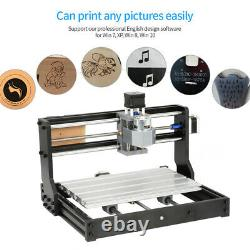 CNC3018 DIY Router Kit Laser Engraving Milling Machine GRBL Control 3 Axis US