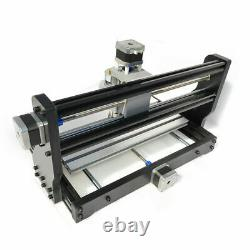 DIY 3 Axis CNC3018 PRO Router Kit Engraving Milling Machine GRBL Control ER11 CE