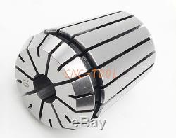 Hollow CNC Shaft Router 4th Axis A-axis ER32 Collet Set 20mm for Engraving