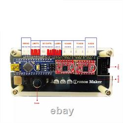 Laser Cutter Engraving Machine Working Area 65x65cm GRBL1.1 2Axis Wood Routers