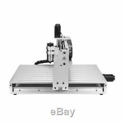 MINI CNC 6040 3 Axis Router Mach3 USB Engraving DIY Cutting Milling Machine