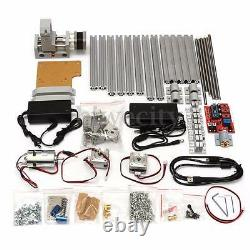 Mini 3 Axis CNC Router 1610 Engraving PCB PVC Milling Woodwork Carving P