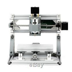 Mini 3 Axis CNC Router Wood Carving 1610 GRBL Control Milling Engraving Machine