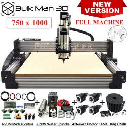 Newest 1515 WorkBee CNC Router 4 Axis CNC Milling Machine Full Kit CNC Engraver