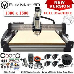 Newest Version 4Axis Workbee CNC Router Machine Full Kit CNC Milling Machine Kit