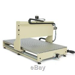 Port 4Axis 6090 CNC Router with Engraving Machine 2200W Milling + Drilling USB
