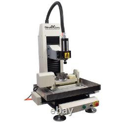 Steel Structure 5axis 2.2KW CNC3040 Steel Metal Router Engraving Milling Machine