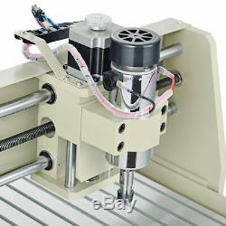 USB 3040 CNC 3 Axis Router Engraver Engraving Drill Milling Carving Machine USA