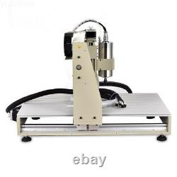 USB 3Axis 1.5KW CNC 6040 Router Engraver for Cutting Milling Drilling BallScrew