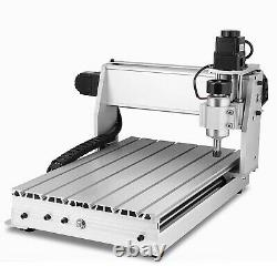 USB 4 Axis 400W 3040T 3D Engraver Engraving Drilling Milling Machine CNC Router