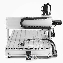 USB 4 Axis 6040Z CNC Router 3D Engraver Engraving Drilling Milling Machine
