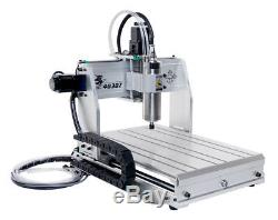 USB 4 axis 3040 1500W cnc router engraver engraving carving milling machine