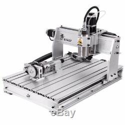 USB 4 axis 6040 2200W cnc router engraver engraving milling carving machine
