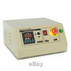 USB 4 axis 6090 CNC Router Engraver Wood Drill/Milling Machine 1.5KW VFD +Remote