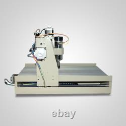 USB 400W 3Axis CNC 3040 Router Engraver 3D wood Engraving Drill Milling Machine