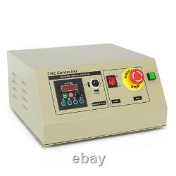 USB CNC 6090 Router 4Axis Engraver Wood Carving Milling Machine 2.2kW+Controller