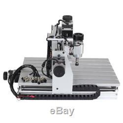 Usb Cnc Router Engraver Engraving Cutting 3 Axis 3040z 300x400mm Machine Milling